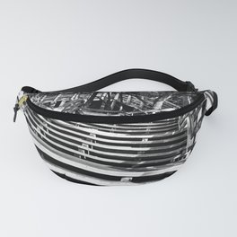Zig zag stairs Fanny Pack