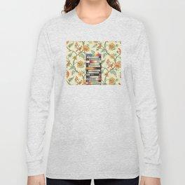 VHS & Entry Hall Wallpaper Long Sleeve T-shirt