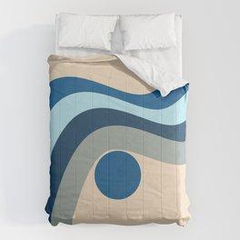 Water Slide Comforters