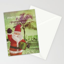 SANTA ISLAND Stationery Cards