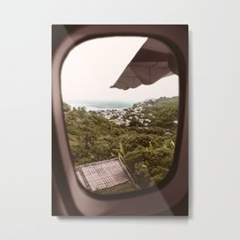 Tropical Dreams Metal Print