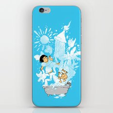The Bubbly Imagination iPhone & iPod Skin