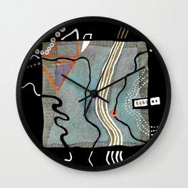 Quadratum  15 Wall Clock