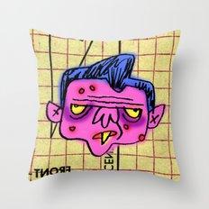 Sid Nixon Throw Pillow