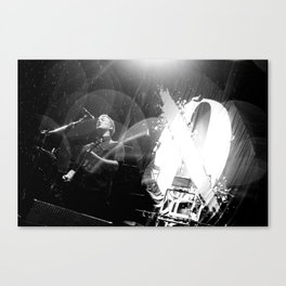 Josh Homme (Queens of the Stone Age) - I Canvas Print
