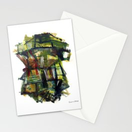 """""""Dance"""" Stationery Cards"""