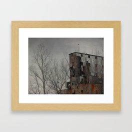 Rusted Framed Art Print