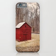 Find Yourself Slim Case iPhone 6s