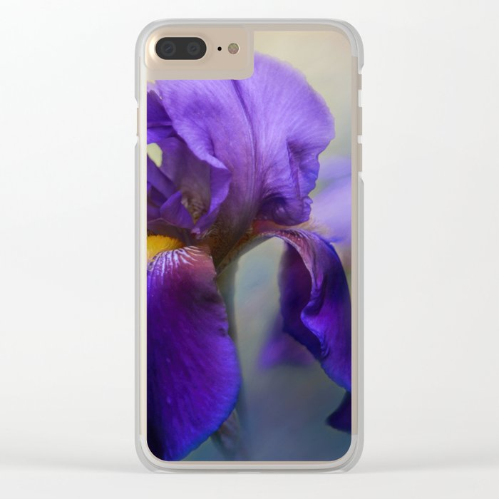 The First Iris Clear iPhone Case