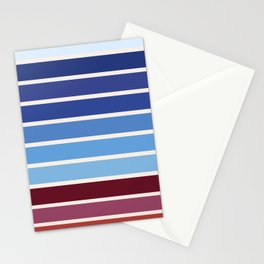 The colors of - Ponyo Stationery Cards