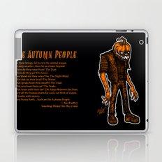 Autumn People 4 Laptop & iPad Skin