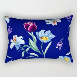 Queen of the Night Rectangular Pillow