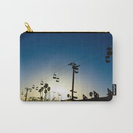 Sunset at the Boardwalk Carry-All Pouch
