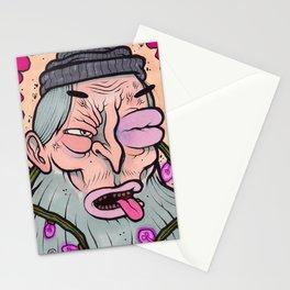 BLACK EYE BILL Stationery Cards