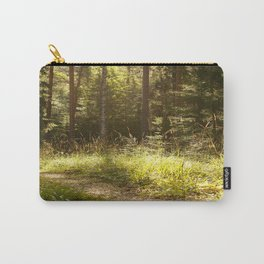 Forest Path Sunny Day #decor #society6 Carry-All Pouch
