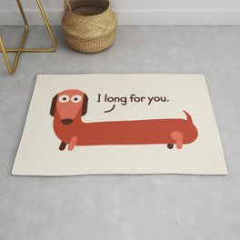 In the Wurst Way Rug