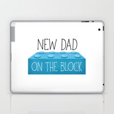 New Dad On The Block Laptop & iPad Skin
