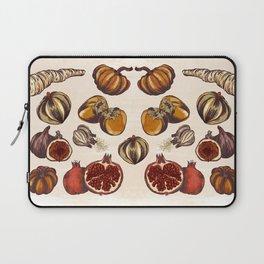 Fall Produce Laptop Sleeve