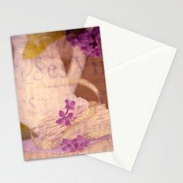 Nostalgic Lilac flower Vintage style Stationery Cards