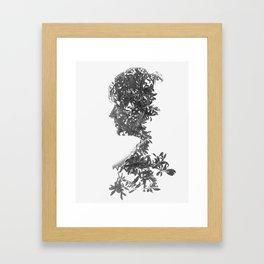 Counterpart I Framed Art Print