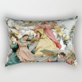 Angel 22. Rectangular Pillow