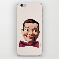 Mahoney iPhone & iPod Skin