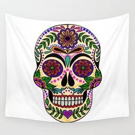 Día de muertos Wall Tapestry