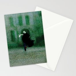 The Monster Series (2/8) Stationery Cards