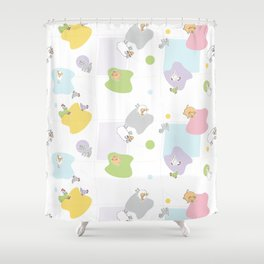 Little Farm 2 Shower Curtain