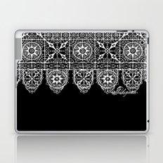 Shakespeare's Lace Laptop & iPad Skin