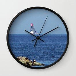 #3 Transat Québec Saint-Malo 2012 Winner Wall Clock