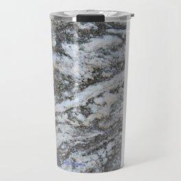 TEXTURES -- Riverstone #1 Travel Mug