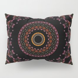Rose Window II Pillow Sham