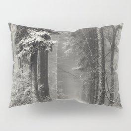 Magical Winter Pillow Sham