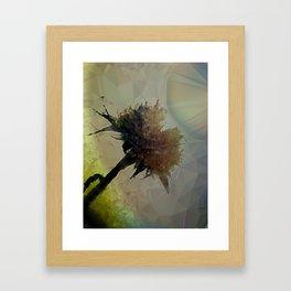 Testify Framed Art Print