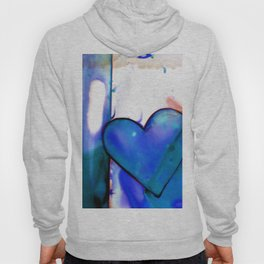Heart Dreams 1G by Kathy Morton Stanion Hoody
