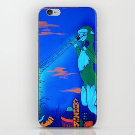 Do what you do, Za-boo-ma-foo iPhone Skin