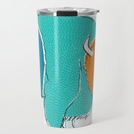 Bristol Bison Travel Mug