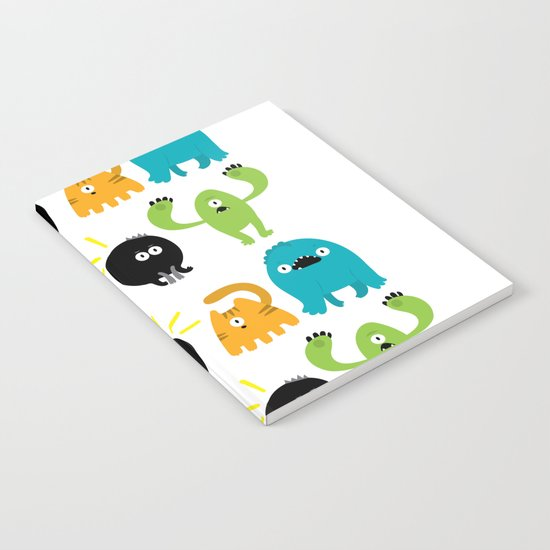 Monstrillos  Notebook