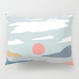 Cat Landscape 23 Pillow Sham