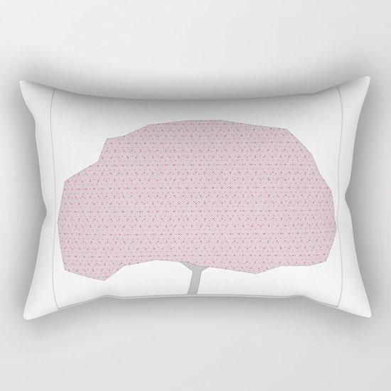 CHERRY TREE Rectangular Pillow