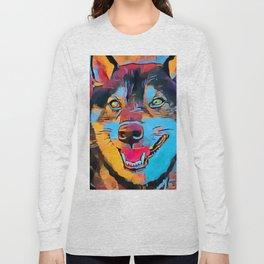 Shiba Inu 3 Long Sleeve T-shirt