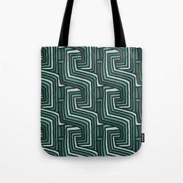 AQUA LINEA Tote Bag