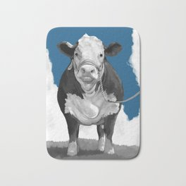 Welcome to the Pasture 2 Bath Mat