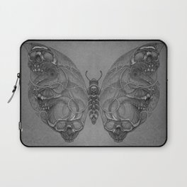 Butterfly skulls 4 Laptop Sleeve