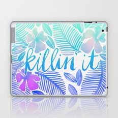 Killin' It – Turquoise + Lavender Ombré Laptop & iPad Skin