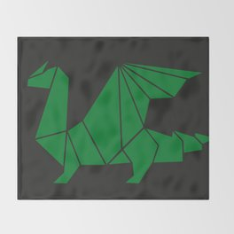 Draconis Throw Blanket
