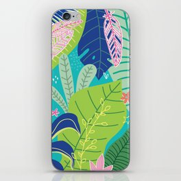 Southern Prepster Charm iPhone Skin