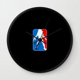 Predator sport Wall Clock