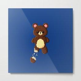 Teddy Bear Metal Print